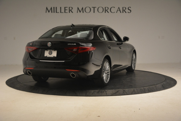 New 2017 Alfa Romeo Giulia Ti Q4 for sale Sold at Bugatti of Greenwich in Greenwich CT 06830 7