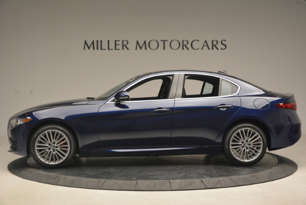 New 2017 Alfa Romeo Giulia Ti Q4 for sale Sold at Bugatti of Greenwich in Greenwich CT 06830 3