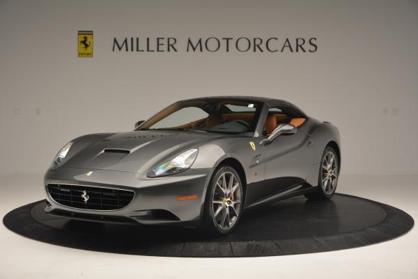 Used 2010 Ferrari California for sale Sold at Bugatti of Greenwich in Greenwich CT 06830 13