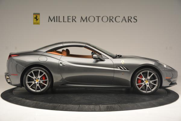 Used 2010 Ferrari California for sale Sold at Bugatti of Greenwich in Greenwich CT 06830 21