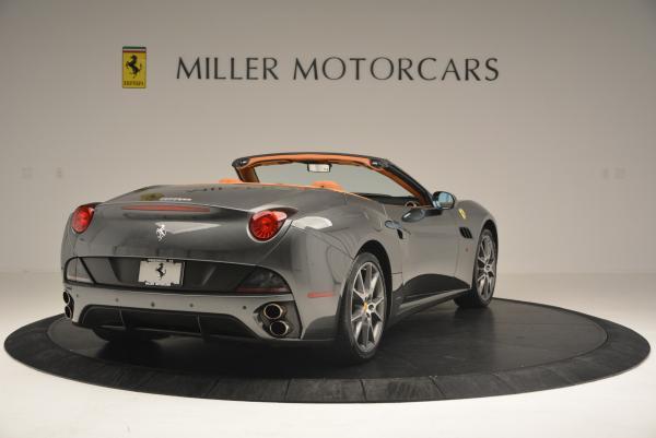 Used 2010 Ferrari California for sale Sold at Bugatti of Greenwich in Greenwich CT 06830 7