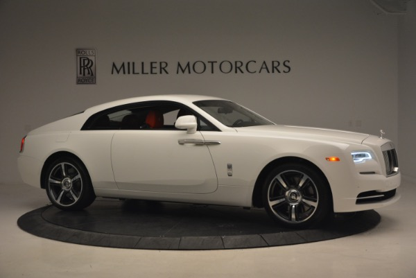Used 2017 Rolls-Royce Wraith for sale Sold at Bugatti of Greenwich in Greenwich CT 06830 10