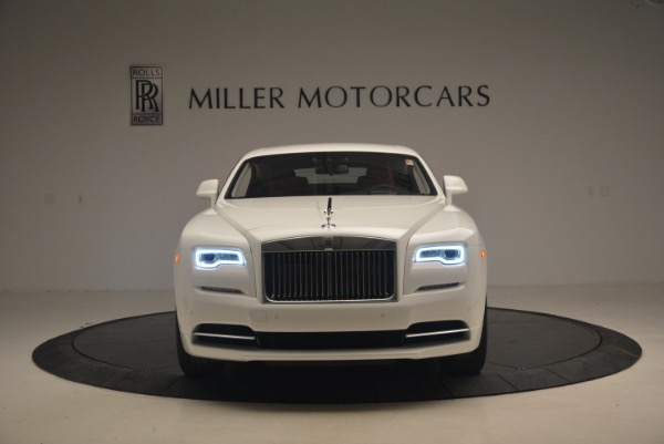 Used 2017 Rolls-Royce Wraith for sale Sold at Bugatti of Greenwich in Greenwich CT 06830 12
