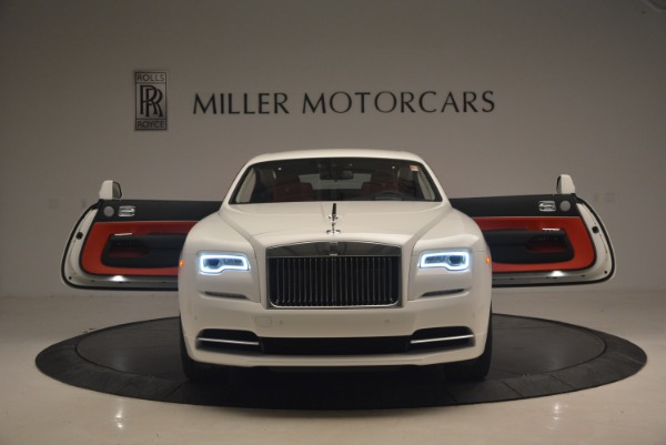 Used 2017 Rolls-Royce Wraith for sale Sold at Bugatti of Greenwich in Greenwich CT 06830 13