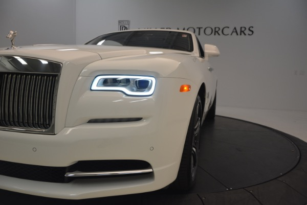 Used 2017 Rolls-Royce Wraith for sale Sold at Bugatti of Greenwich in Greenwich CT 06830 16