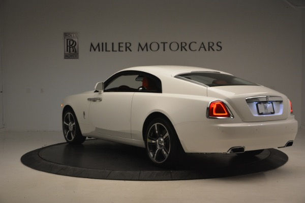 Used 2017 Rolls-Royce Wraith for sale Sold at Bugatti of Greenwich in Greenwich CT 06830 5