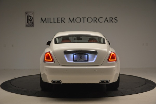 Used 2017 Rolls-Royce Wraith for sale Sold at Bugatti of Greenwich in Greenwich CT 06830 6