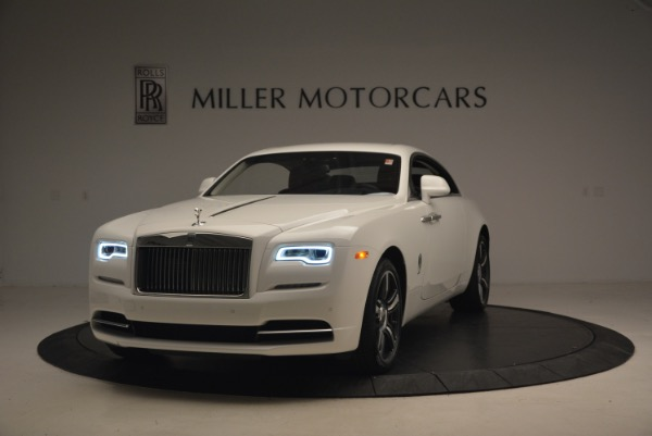 Used 2017 Rolls-Royce Wraith for sale Sold at Bugatti of Greenwich in Greenwich CT 06830 1