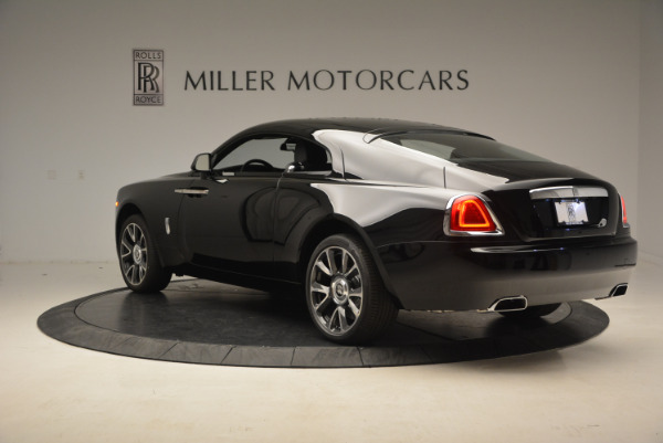 New 2018 Rolls-Royce Wraith for sale Sold at Bugatti of Greenwich in Greenwich CT 06830 5