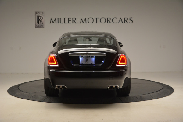 New 2018 Rolls-Royce Wraith for sale Sold at Bugatti of Greenwich in Greenwich CT 06830 6