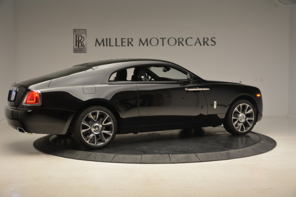 New 2018 Rolls-Royce Wraith for sale Sold at Bugatti of Greenwich in Greenwich CT 06830 8