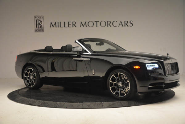 New 2018 Rolls-Royce Dawn Black Badge for sale Sold at Bugatti of Greenwich in Greenwich CT 06830 10