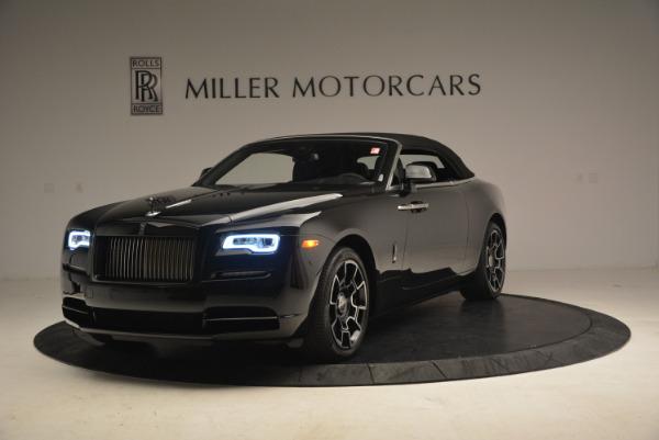 New 2018 Rolls-Royce Dawn Black Badge for sale Sold at Bugatti of Greenwich in Greenwich CT 06830 13