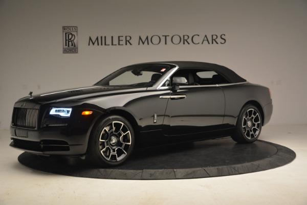 New 2018 Rolls-Royce Dawn Black Badge for sale Sold at Bugatti of Greenwich in Greenwich CT 06830 14