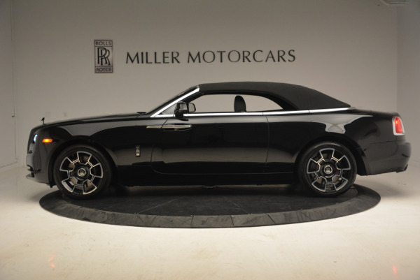 New 2018 Rolls-Royce Dawn Black Badge for sale Sold at Bugatti of Greenwich in Greenwich CT 06830 15
