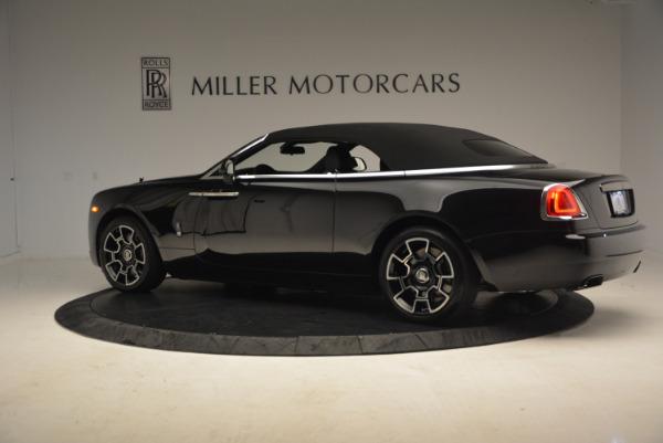 New 2018 Rolls-Royce Dawn Black Badge for sale Sold at Bugatti of Greenwich in Greenwich CT 06830 16