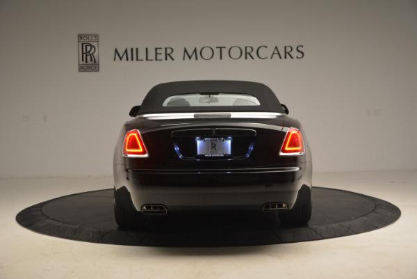 New 2018 Rolls-Royce Dawn Black Badge for sale Sold at Bugatti of Greenwich in Greenwich CT 06830 18