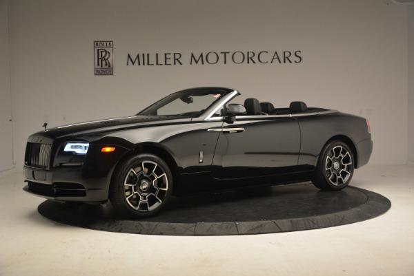 New 2018 Rolls-Royce Dawn Black Badge for sale Sold at Bugatti of Greenwich in Greenwich CT 06830 2