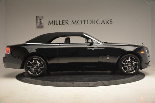 New 2018 Rolls-Royce Dawn Black Badge for sale Sold at Bugatti of Greenwich in Greenwich CT 06830 21