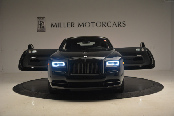 New 2018 Rolls-Royce Dawn Black Badge for sale Sold at Bugatti of Greenwich in Greenwich CT 06830 25