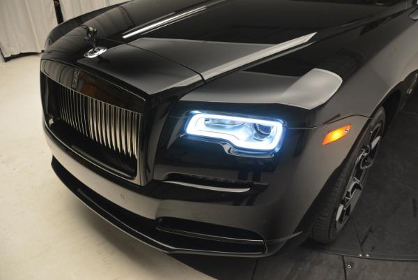 New 2018 Rolls-Royce Dawn Black Badge for sale Sold at Bugatti of Greenwich in Greenwich CT 06830 27
