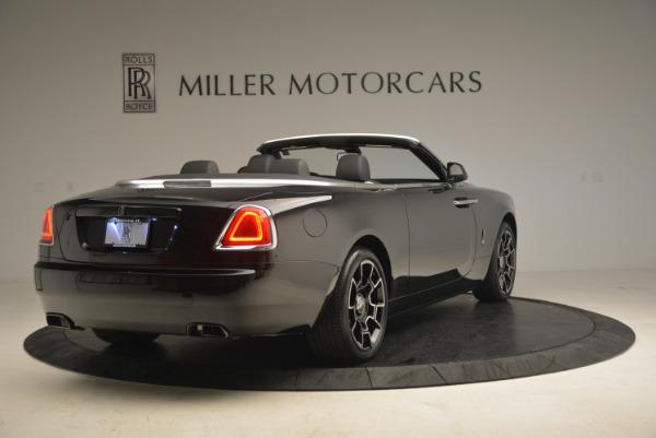 New 2018 Rolls-Royce Dawn Black Badge for sale Sold at Bugatti of Greenwich in Greenwich CT 06830 7