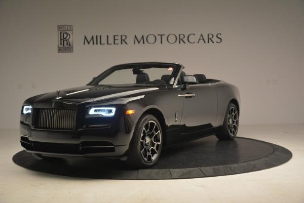 New 2018 Rolls-Royce Dawn Black Badge for sale Sold at Bugatti of Greenwich in Greenwich CT 06830 1