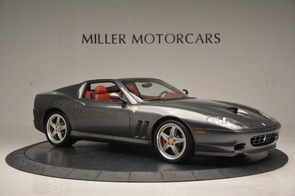 Used 2005 Ferrari Superamerica for sale $349,900 at Bugatti of Greenwich in Greenwich CT 06830 10