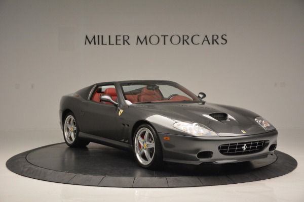 Used 2005 Ferrari Superamerica for sale $349,900 at Bugatti of Greenwich in Greenwich CT 06830 11
