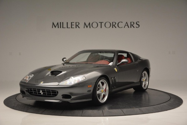 Used 2005 Ferrari Superamerica for sale $349,900 at Bugatti of Greenwich in Greenwich CT 06830 13