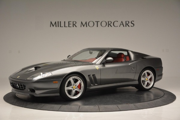 Used 2005 Ferrari Superamerica for sale $349,900 at Bugatti of Greenwich in Greenwich CT 06830 14