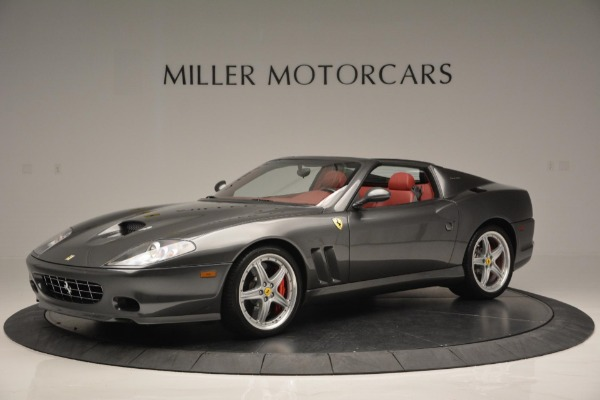 Used 2005 Ferrari Superamerica for sale $349,900 at Bugatti of Greenwich in Greenwich CT 06830 2