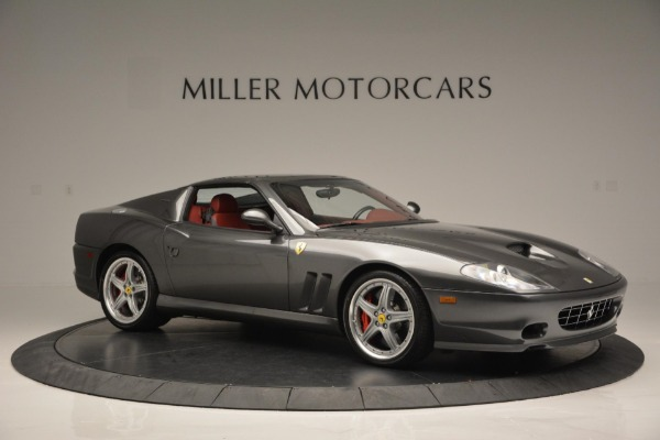 Used 2005 Ferrari Superamerica for sale $349,900 at Bugatti of Greenwich in Greenwich CT 06830 22
