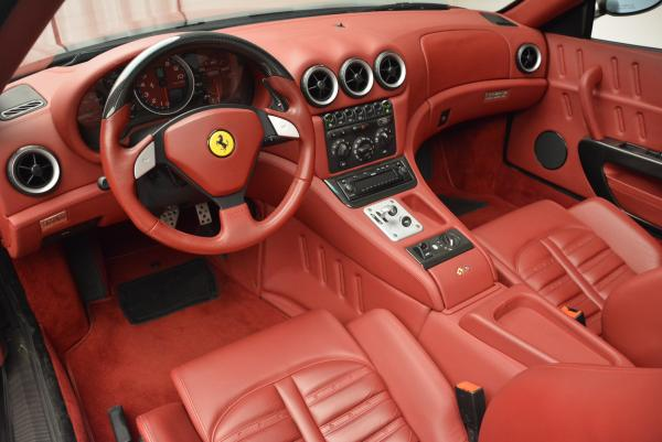 Used 2005 Ferrari Superamerica for sale $349,900 at Bugatti of Greenwich in Greenwich CT 06830 25