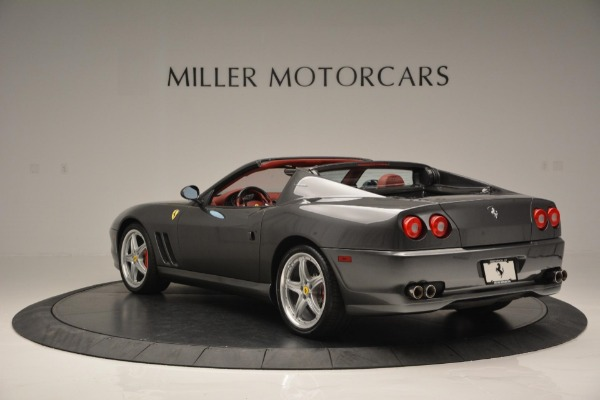 Used 2005 Ferrari Superamerica for sale $349,900 at Bugatti of Greenwich in Greenwich CT 06830 5