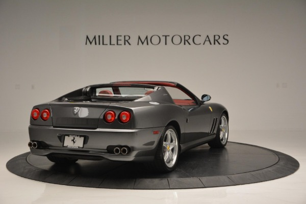 Used 2005 Ferrari Superamerica for sale $349,900 at Bugatti of Greenwich in Greenwich CT 06830 7