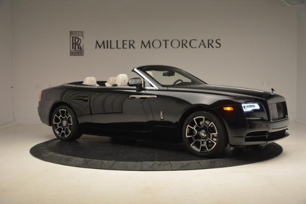 Used 2018 Rolls-Royce Dawn Black Badge for sale Sold at Bugatti of Greenwich in Greenwich CT 06830 10