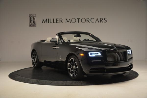 New 2018 Rolls-Royce Dawn Black Badge for sale Sold at Bugatti of Greenwich in Greenwich CT 06830 11