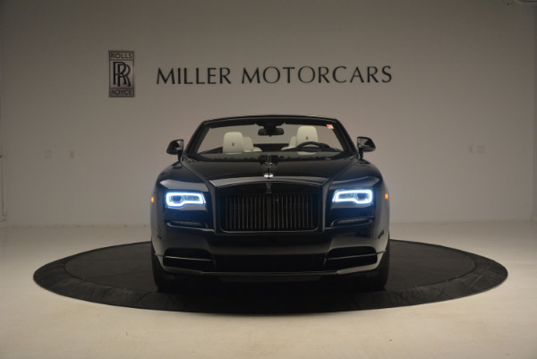 New 2018 Rolls-Royce Dawn Black Badge for sale Sold at Bugatti of Greenwich in Greenwich CT 06830 12