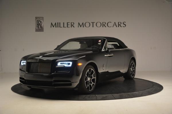 Used 2018 Rolls-Royce Dawn Black Badge for sale Sold at Bugatti of Greenwich in Greenwich CT 06830 14