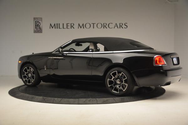 Used 2018 Rolls-Royce Dawn Black Badge for sale Sold at Bugatti of Greenwich in Greenwich CT 06830 17