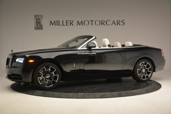 Used 2018 Rolls-Royce Dawn Black Badge for sale Sold at Bugatti of Greenwich in Greenwich CT 06830 2