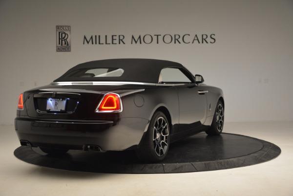 New 2018 Rolls-Royce Dawn Black Badge for sale Sold at Bugatti of Greenwich in Greenwich CT 06830 20