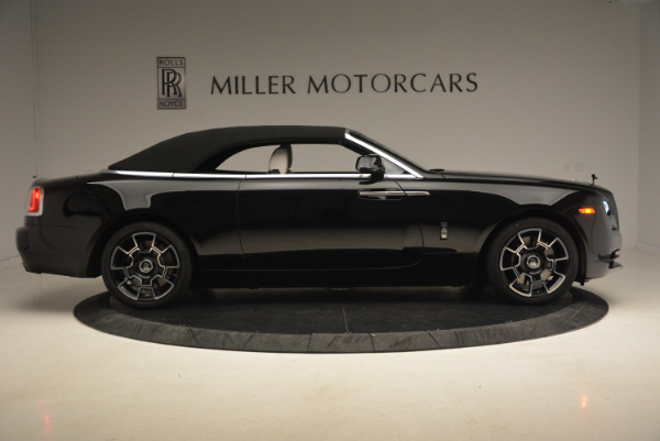 Used 2018 Rolls-Royce Dawn Black Badge for sale Sold at Bugatti of Greenwich in Greenwich CT 06830 22
