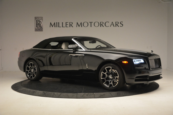 New 2018 Rolls-Royce Dawn Black Badge for sale Sold at Bugatti of Greenwich in Greenwich CT 06830 23