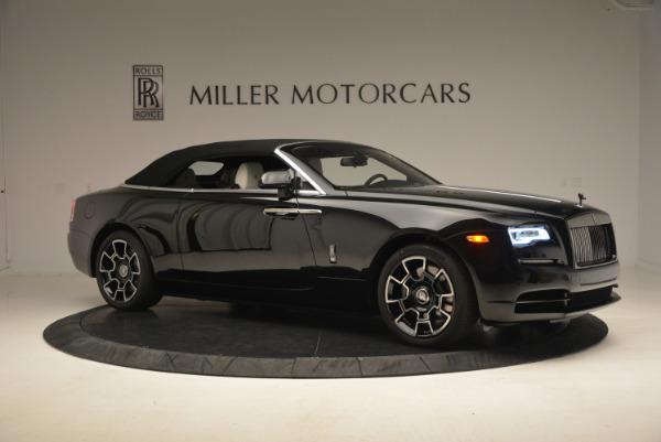Used 2018 Rolls-Royce Dawn Black Badge for sale Sold at Bugatti of Greenwich in Greenwich CT 06830 23