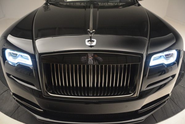 Used 2018 Rolls-Royce Dawn Black Badge for sale Sold at Bugatti of Greenwich in Greenwich CT 06830 26