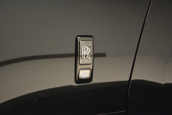 New 2018 Rolls-Royce Dawn Black Badge for sale Sold at Bugatti of Greenwich in Greenwich CT 06830 28