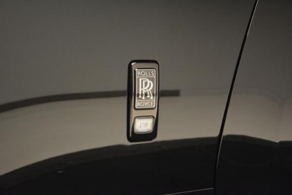 Used 2018 Rolls-Royce Dawn Black Badge for sale Sold at Bugatti of Greenwich in Greenwich CT 06830 28