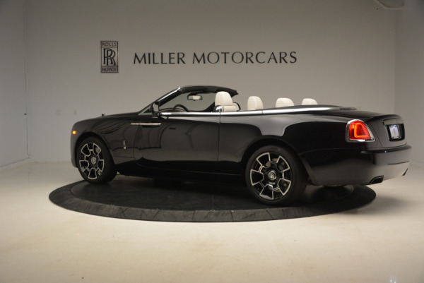 New 2018 Rolls-Royce Dawn Black Badge for sale Sold at Bugatti of Greenwich in Greenwich CT 06830 4